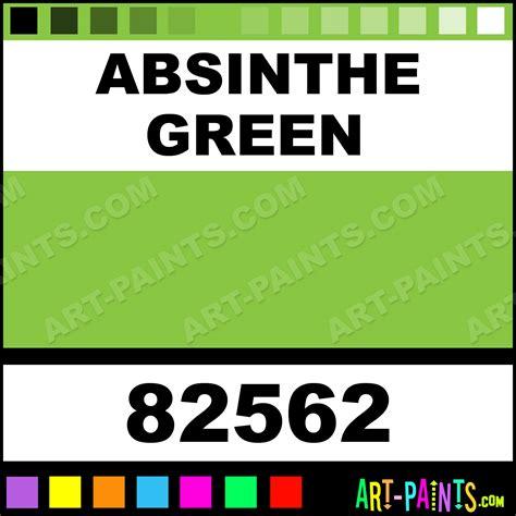 absinthe color absinthe green paints 82562 absinthe green