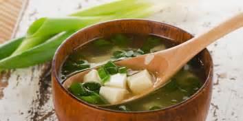 Lunch Main Dish - miso soup recipe epicurious com