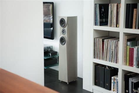 concrete audio  speakers luxury topics luxury portal