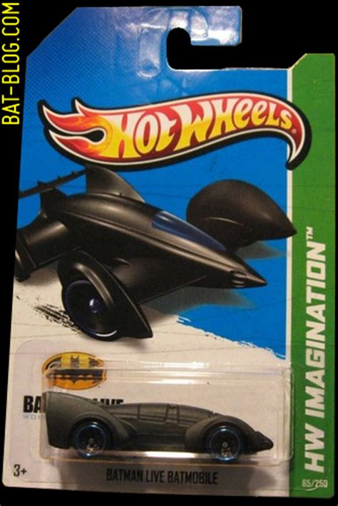 Wheels Batman Live Bat Mobile new batman live wheels batmobile diecast car