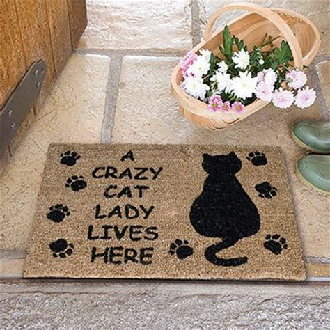 Cat Door Mat by Cat Door Mat 163 14 99 Cat Stuff Cats