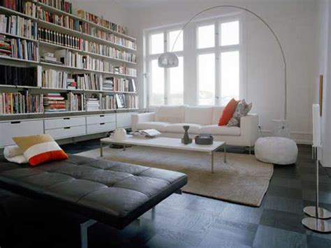 living room library 20 modern living room designs with elegant family friendly