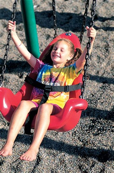 Landscape Structures Inc Swing Molded Swing Seat By Landscape Structures Inc Is A