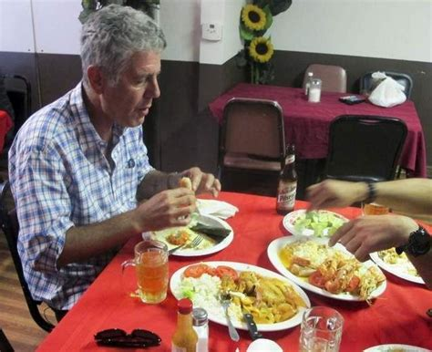 Link From Anthony Bourdain To Food by Chef Anthony Bourdain Eats Home Style Salvadoran