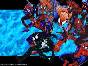 The Toasters Tour Toasters Spiderman Wallpaper By Toasterofdoom On Deviantart