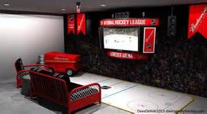 Floor Zamboni by Some Pretty Cool Man Cave Ideas My Nova Scotian Home