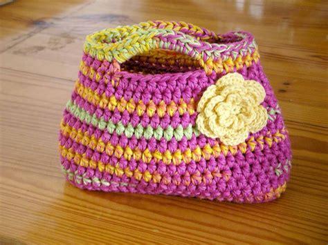 pattern crochet wallet handbag crochet pattern easy peasy little kids bag crochet