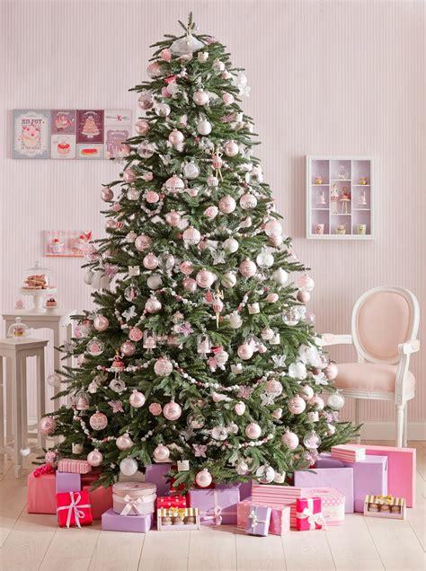decoration de sapin de noel decoration sapin blanc et