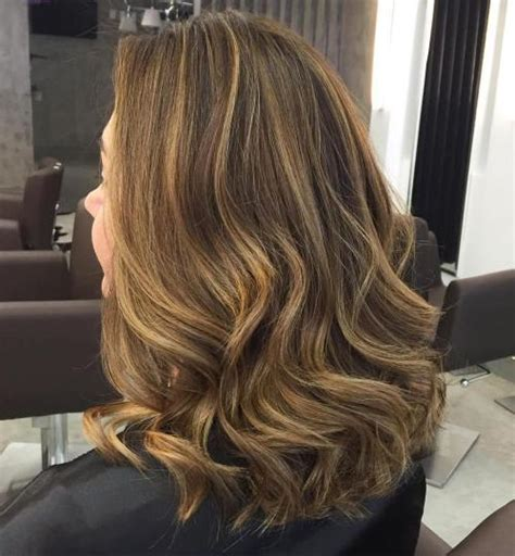 blonde highlights on brunette hair over 60 60 looks with caramel highlights on brown and dark brown hair
