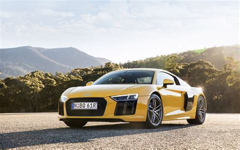 2016 audi r8 wallpaper audi r8 v10 car 2016 wallpapers 1280x800 384082