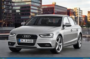 Audi A4 2012 Ausmotive 187 2012 Audi A4 Facelift Photo Gallery