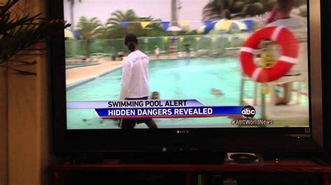 watch abc world news with diane sawyer online full abc world news with diane sawyer pool safety youtube
