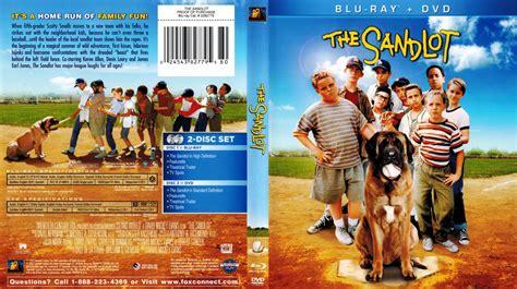 the sandlot the sandlot scanned covers the sandlot bluray dvd covers