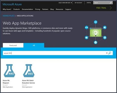 tutorial excel web app azure machine learning tutorial using python api and