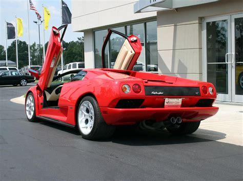 How Many Lamborghini Diablos Were Made 2001 Lamborghini Diablo 6 0 Vt