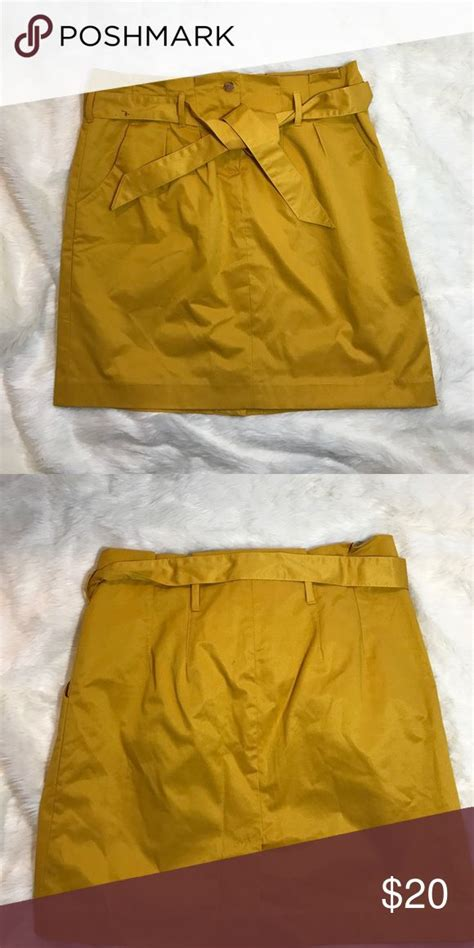 mustard color skirt top 25 ideas about mustard yellow skirts on jw