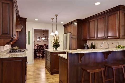 dark and light kitchen cabinets 42 stunning kitchens with dark cabinets marble buzz