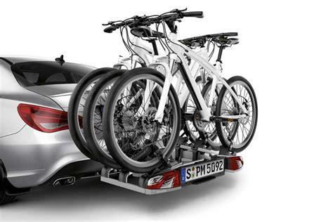 Fahrradhalterung F R Auto by Original Zubeh 246 R F 252 R Den Neuen Mercedes Benz Cla C117