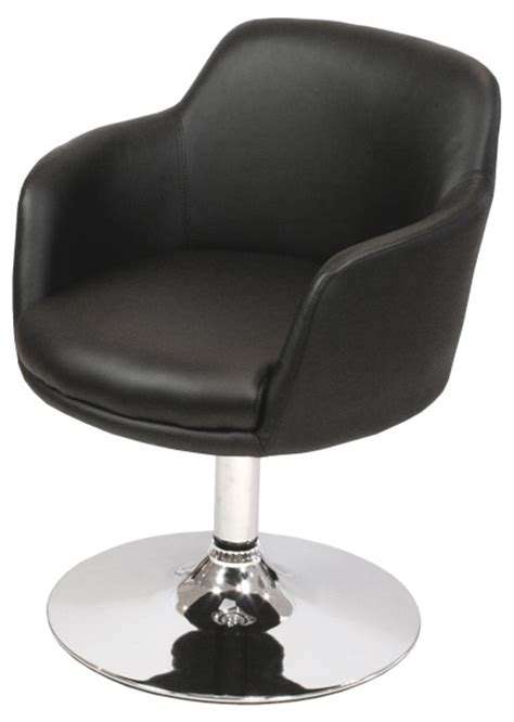 Leather Swivel Dining Room Chairs New Modern Black Swivel Dining Chair Black Faux Leather Swivel Chair Ebay