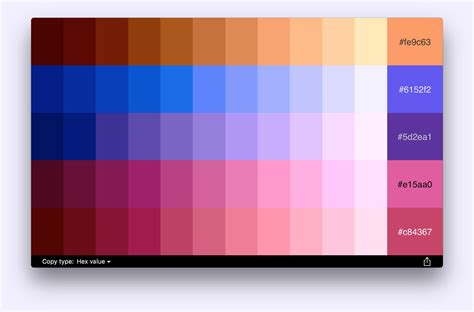 chroma 187 intelligent color palette generator for mac