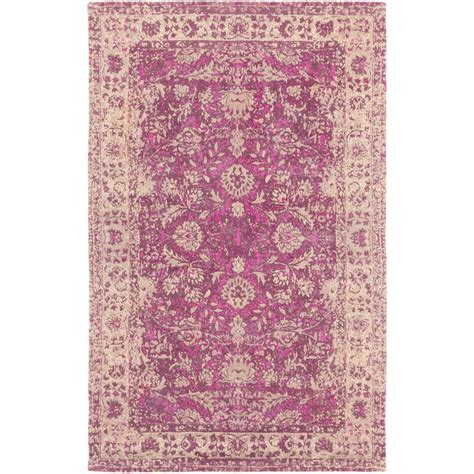 Bright Purple Rug by Artistic Weavers Ambrose Bright Purple 2 Ft X 3 Ft Area