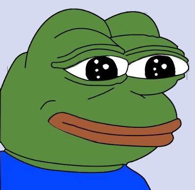 Sad Meme Frog - image 222832 feels bad man sad frog know your meme