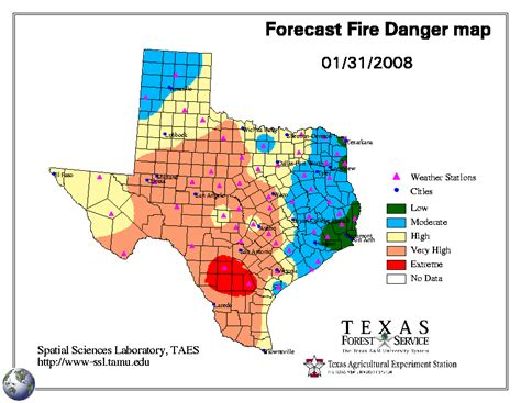 texas wildfire map texas governor issues disaster proclamation for fires wildfire today