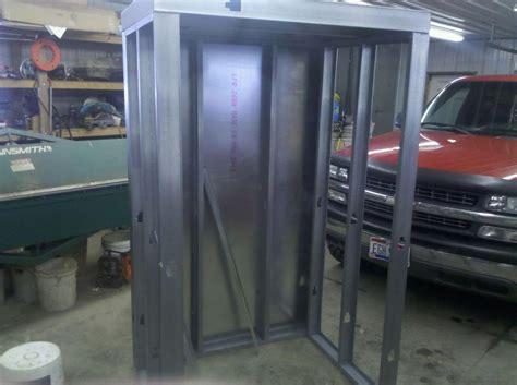 Oven Coating powder coating booth