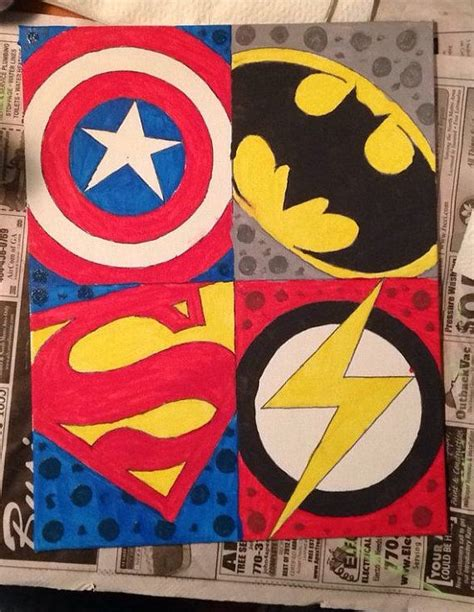 superhero bedroom paint ideas best 25 superhero canvas ideas on pinterest marvel canvas art super hero bedroom
