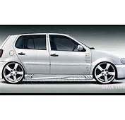 VW Polo  Tuning Body Kit YouTube