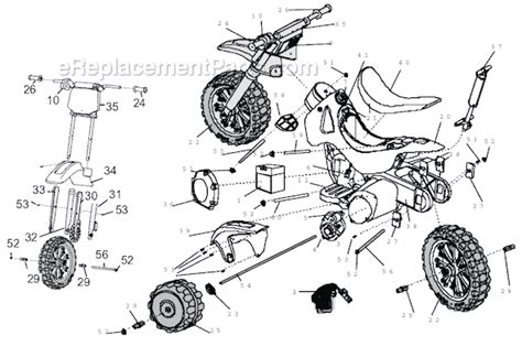 dirt bike engine diagram with labels dirt get free image