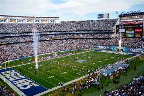 where is san diego chargers stadium luxury vip suites