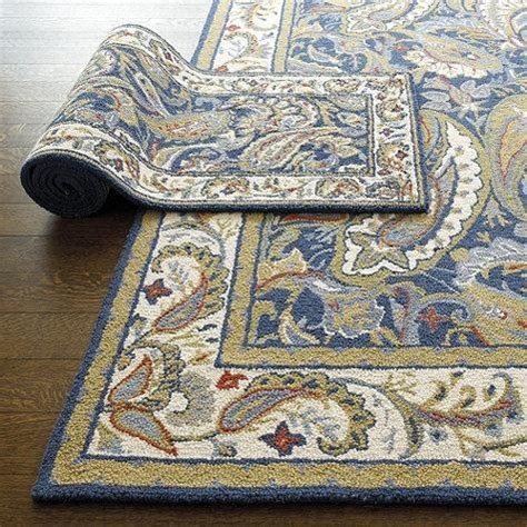 abby hand hooked rug ballard designs