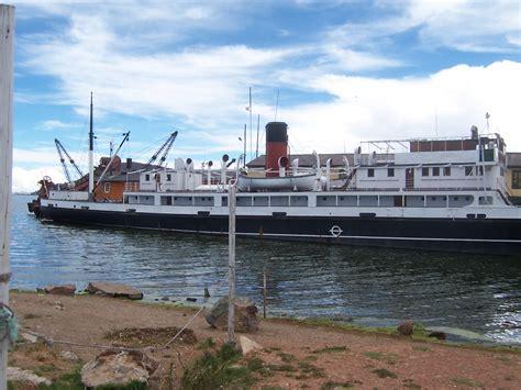 barco de vapor file barco a vapor en el puerto de puno jpg wikimedia