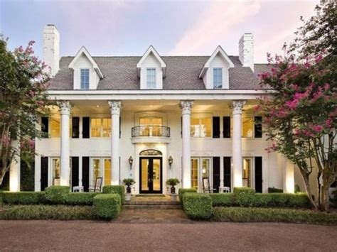 southern plantation style homes southern plantation home plantations pinterest