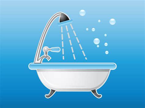 bathtub cartoon bathtub icon
