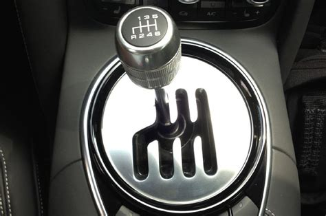 Manual Transmission Shifter by 2014 Audi R8 Six Speed Manual Transmission Shifter Gate