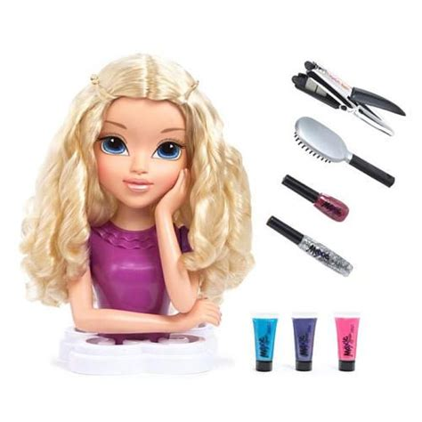 Hair Style Kit Toys by Best Styling Toys Photos 2017 Blue Maize