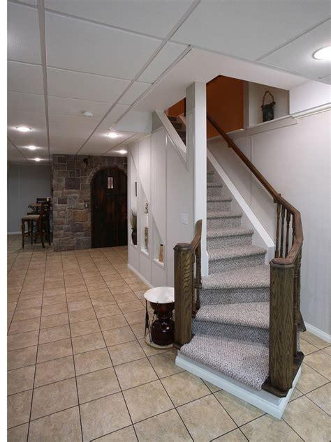 basement staircase ideas dream home plans pinterest