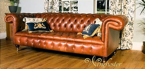 Leather Chesterfield Sofas Uk Chesterfield Chatsworth Leather Sofa Uk Manufactured