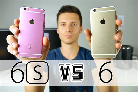 iphone 6 vs 6s iphone 6s vs iphone 6 should you upgrade