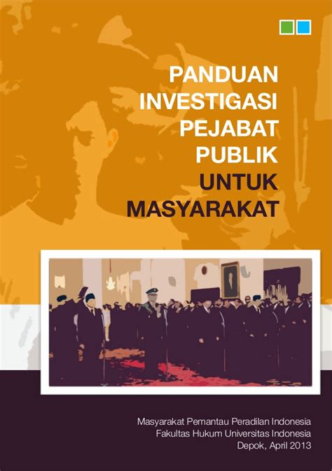 Panduan Eyd Saku 1 buku saku panduan investigasi pejabat publik untuk masyarakat mapp