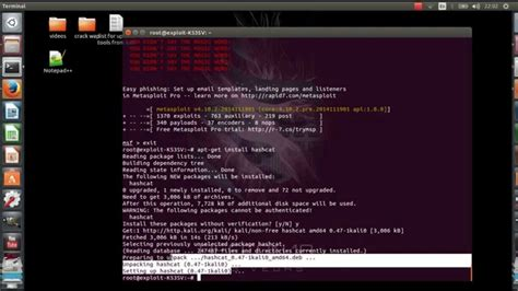 howto install rtai ubuntu how to install kali linux tools on ubuntu 14 04 youtube