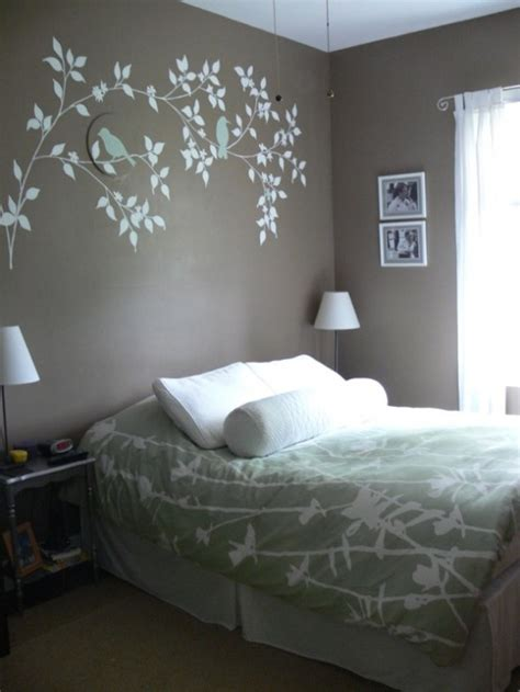 bedroom wall design 1000 images about wall paintings on pinterest house