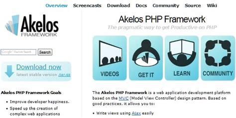 best mvc php framework popular php frameworks list of 15 frameworks cssreflex