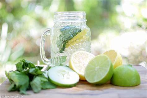 The Journey Detox by 4 Diy Detox Water Recipes To Stay Hydrated The Journey