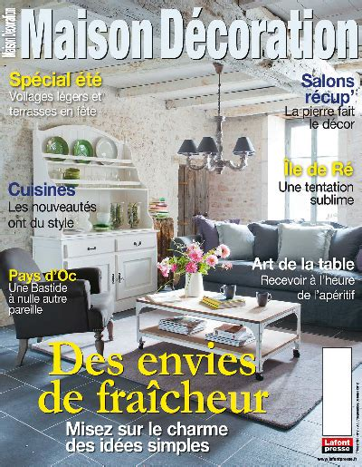 Magazine Decoration Maison by Revger Magazine Maison D 233 Coration Id 233 E Inspirante