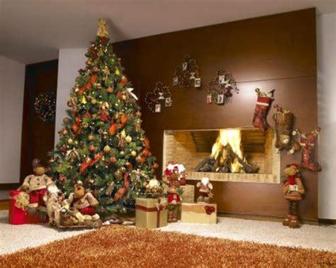 decoracion de arboles de navidad casa en navidad interior