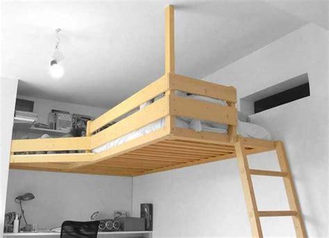 mezzanine lit sur mesure lits matelas