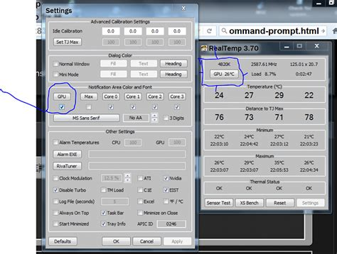 cpu fan temp monitor how monitor cpu temperature within windows windows 7